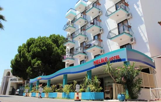 Melike Hotel 2* - Kušadasi leto 2021