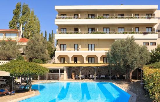 Miramare Hotel 4* Evia leto 2020