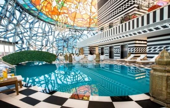 Mondrian Doha 5* - Qatar Doha leto 2019