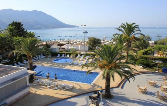 Hotel Montenegro Beach 4*