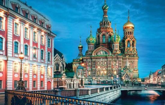 HIT! Moskva i St Peterburg - USKRS 2020