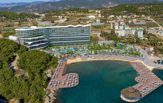 Mylome Luxury Resort 5* Alanya leto 2020