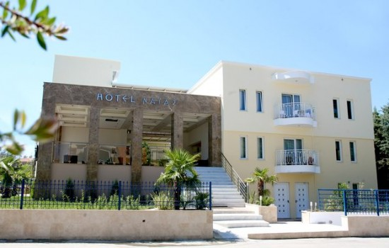 HIT! Naias Hotel 3* Hanioti