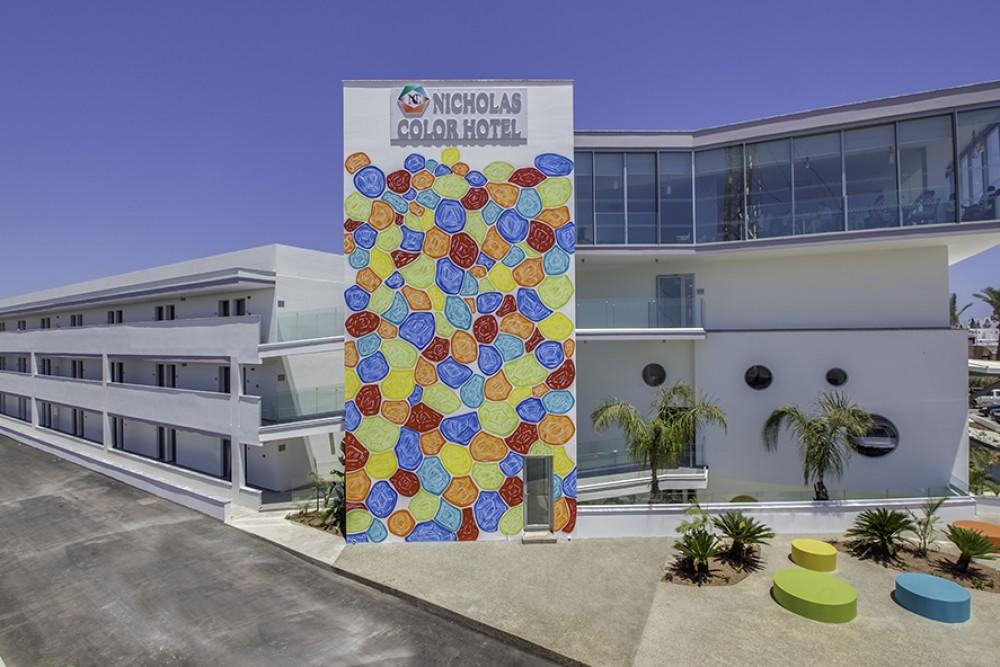 Nicholas Color Hotel 3* - Kipar
