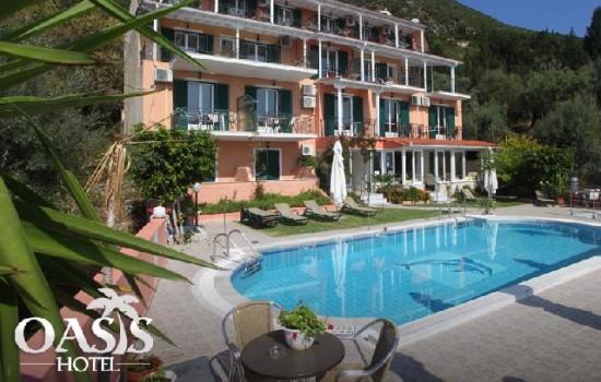 Oasis Hotel 3* - Lefkada leto 2020
