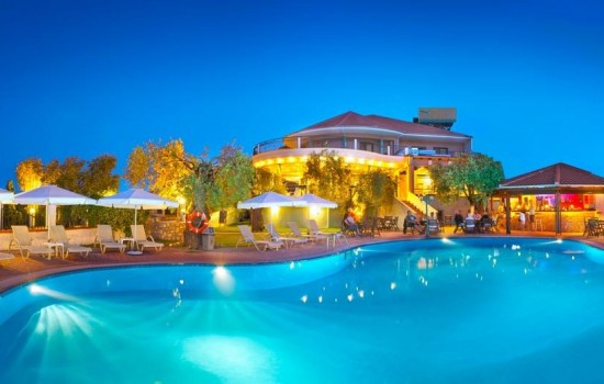 Ocean Beach Hotel 4 Tasos Leto 2019 Tasos Hoteli 4 Tasos