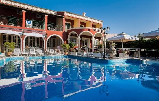 Omiros hotel 3* - Krf leto 2019