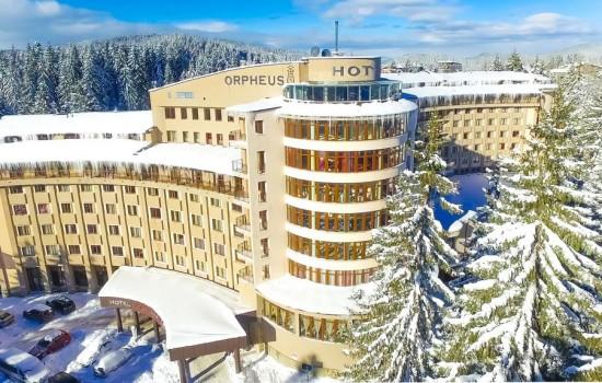 Orpheus Hotel 4* Pamporovo zimovanje 2020