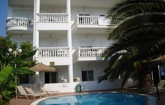 Palm Beach Hotel Apartmani Polihrono leto 2020