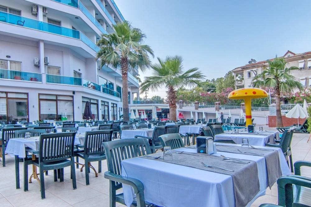 Palmea Hotel 4* - Marmaris