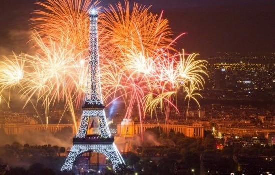 HIT! Pariz avionom - Nova Godina 2020
