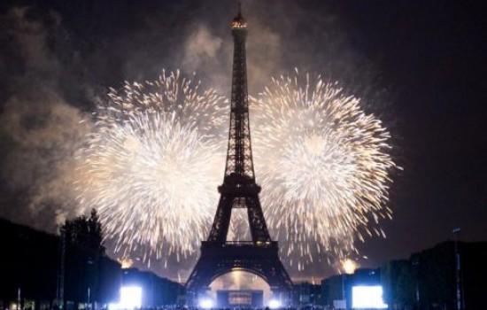 Pariz - Doček nove 2020. godine