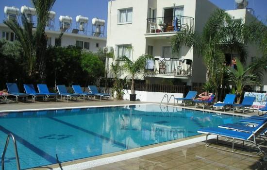 Pavlinia Hotel Apartments - Aja Napa