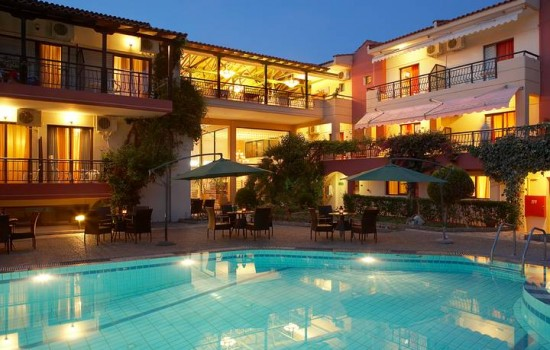 HIT! Pelli Hotel 3* Pefkohori leto 2020