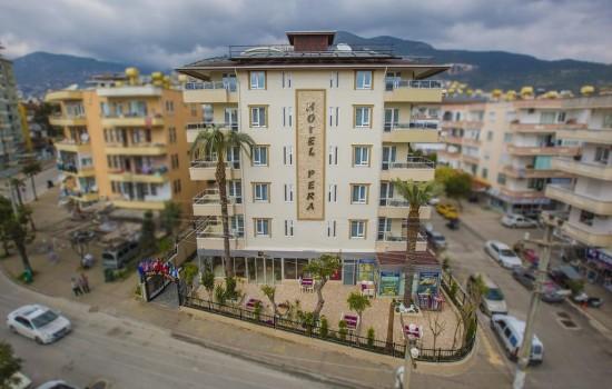 Pera Hotel 3* Alanya leto 2020