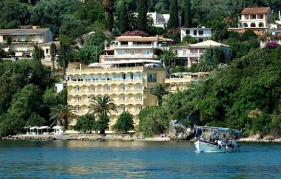 Pontikonissi Hotel - Krf leto 2020