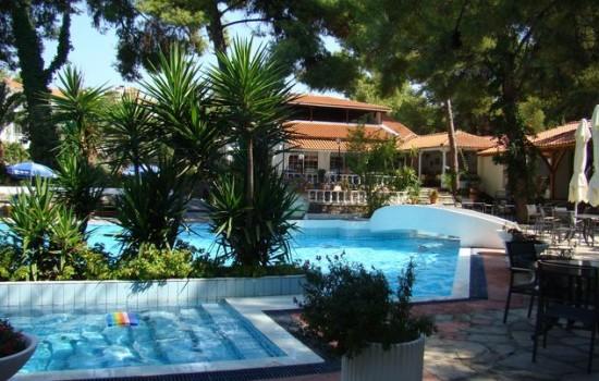 Porfi Beach Hotel 3*+ Nikiti