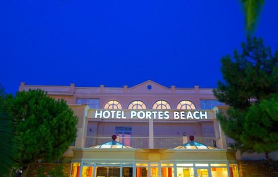 HIT! Portes Beach Hotel 4* Potidea leto 2020