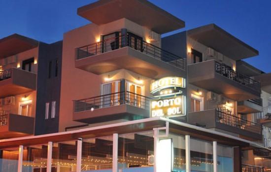 Porto Del Sol Hotel 3* Paralija