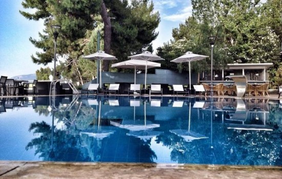 Poseidon Hotel 3* - Patra, Peloponez leto 2020