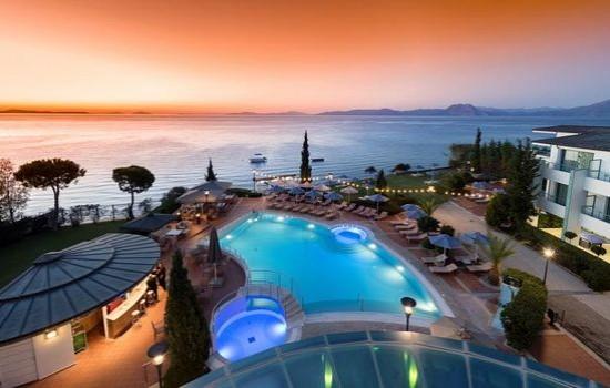 Poseidon Palace 4+* - Patra, Peloponez leto 2020