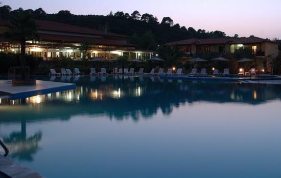 Poseidon Resort 4* - Neos Marmaras