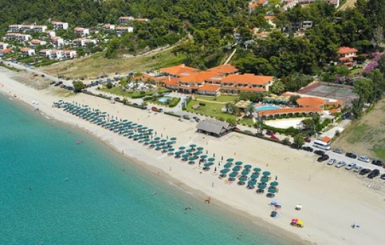 HIT! Possidi Holidays Resort 5* Posidi leto 2020