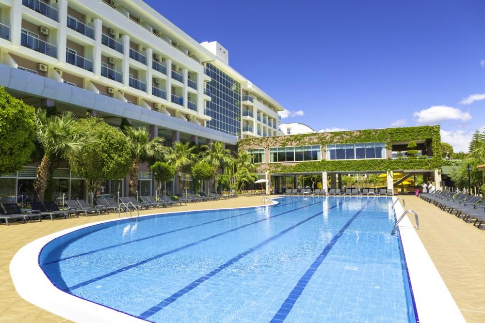 Primasol Telatiye Resort Hotel 5* Alanya leto
