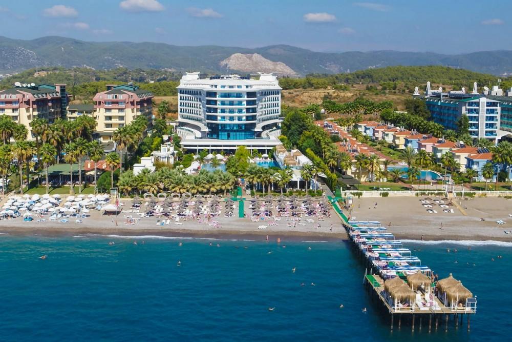 Q Premium Resort 5* Alanya leto