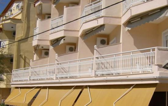 Ralitsa Hotel 2* Limenaria Tasos leto 2019