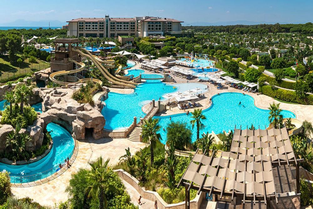 Regnum Carya Golf & Spa Resort 5* Belek leto