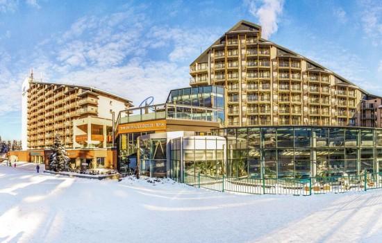 Rila Hotel 4* Borovec zimovanje 2021-22