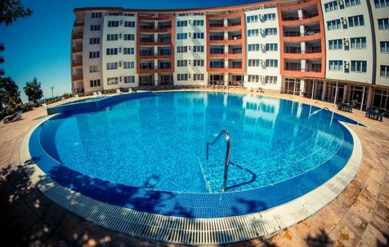 Riviera Fort Beach Apartments 3* - Nesebar leto 2019