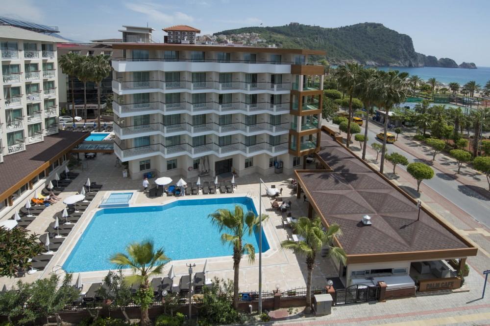 Riviera Hotel 4* Alanya