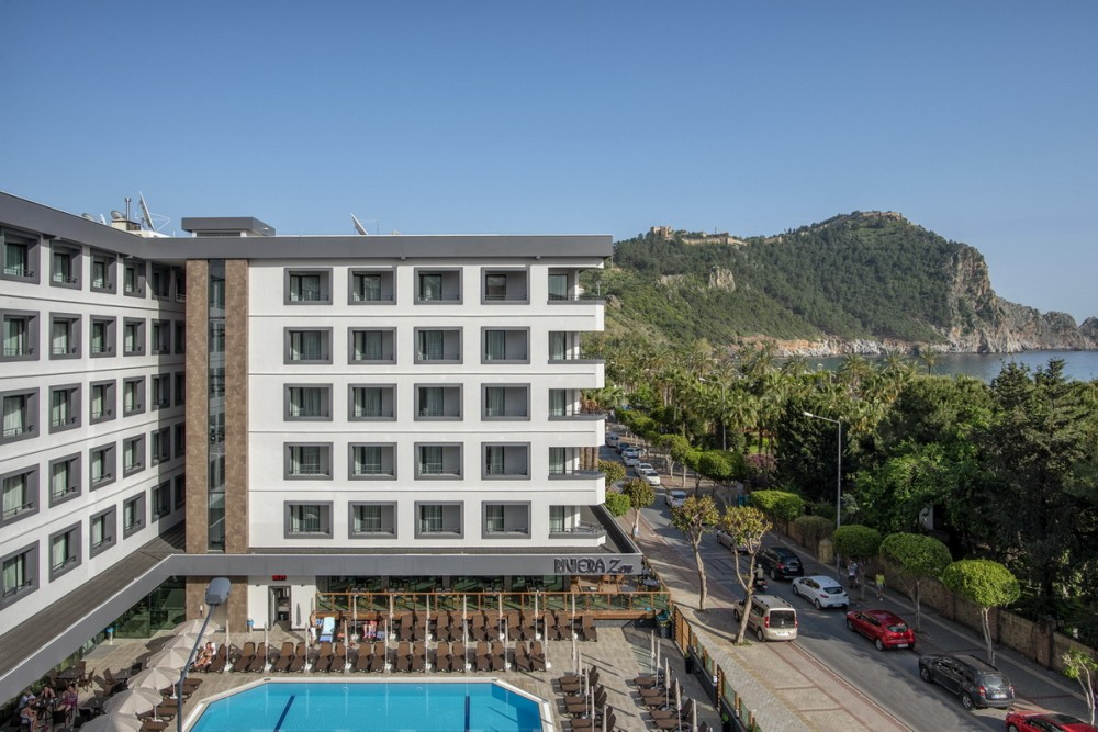 Riviera Zen Hotel 4* Alanya leto