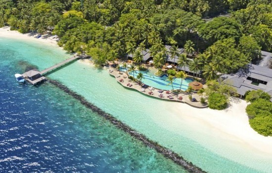 Royal Island Resort & Spa 5* - Maldivi 2019