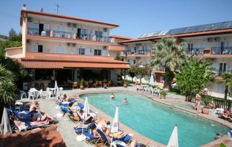 Sarantis Hotel 3* Hanioti Grčka leto 2019