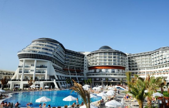 Sea Planet Resort Spa  5* Side 2020