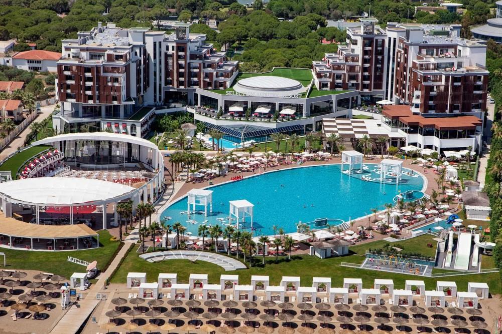 Selectum Luxury Resort 5* Belek leto