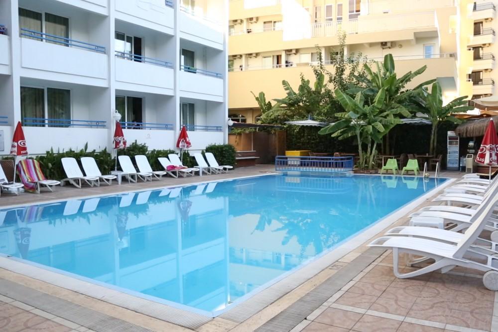 Sesin Hotel 4* - Marmaris