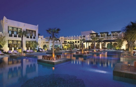 Sharq Village & SPA Ritz Carlton - 5* - Qatar Doha leto 2019