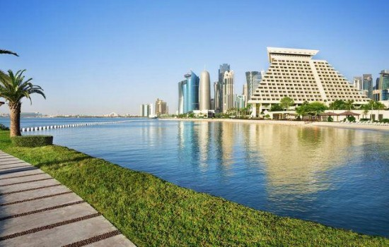 Sheraton Grand Doha Resort & Convention Hotel 5* - Qatar, Doha 2020