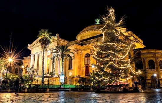 Sicilija - Rim - Doček nove 2020. godine
