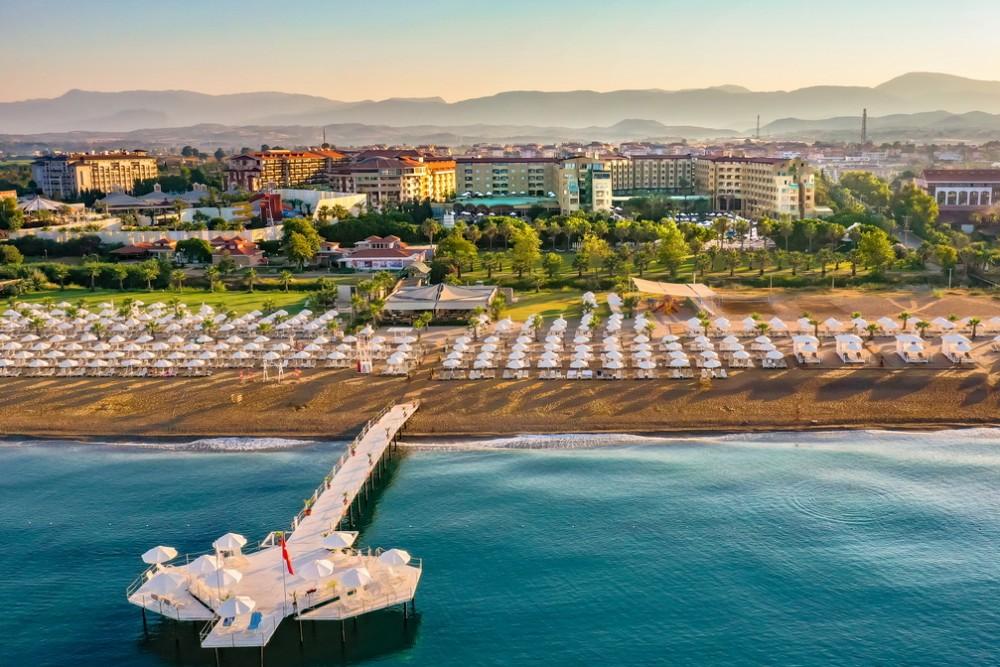 Silence Beach Resort 5* Side leto