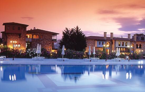 HIT! Simantro Beach Hotel 5* (G-HOTELS) Sani leto 2020