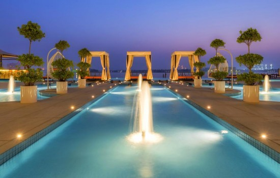 Royal Central The Palm 5* Dubai leto 2019
