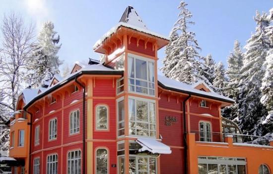 Sokol Hotel 3* Borovec zimovanje 2020