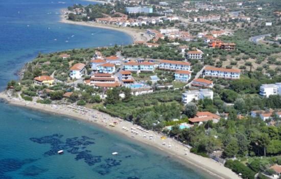 gerakini mapa Sonia Resort 4* Gerakini leto 2018 Sitonija hoteli 4* Sitonija  gerakini mapa