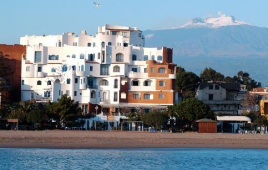 Sporting Baia Hotel 4* Sicilija avionom leto 2020
