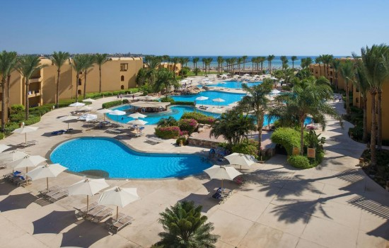 Stella Di Mare Beach Resort and Spa 5* - Hurgada
